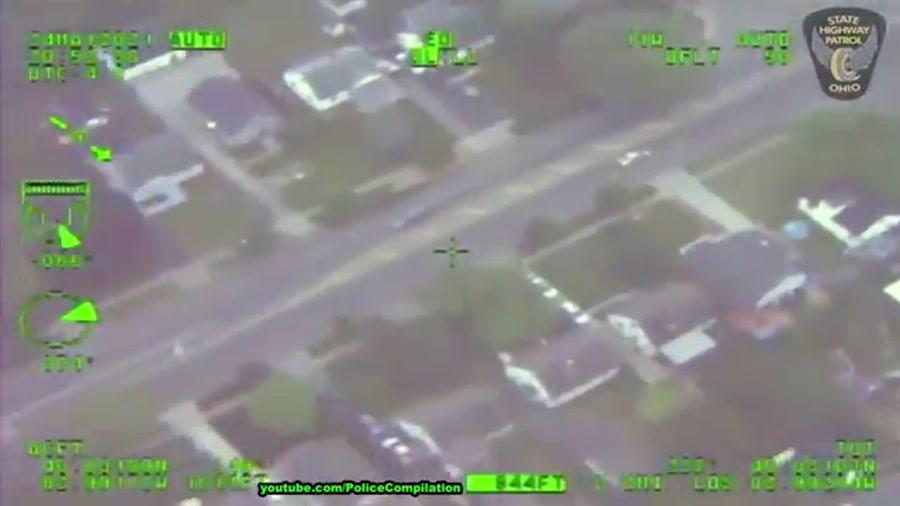 ماموریت های پلیس آمریکا
