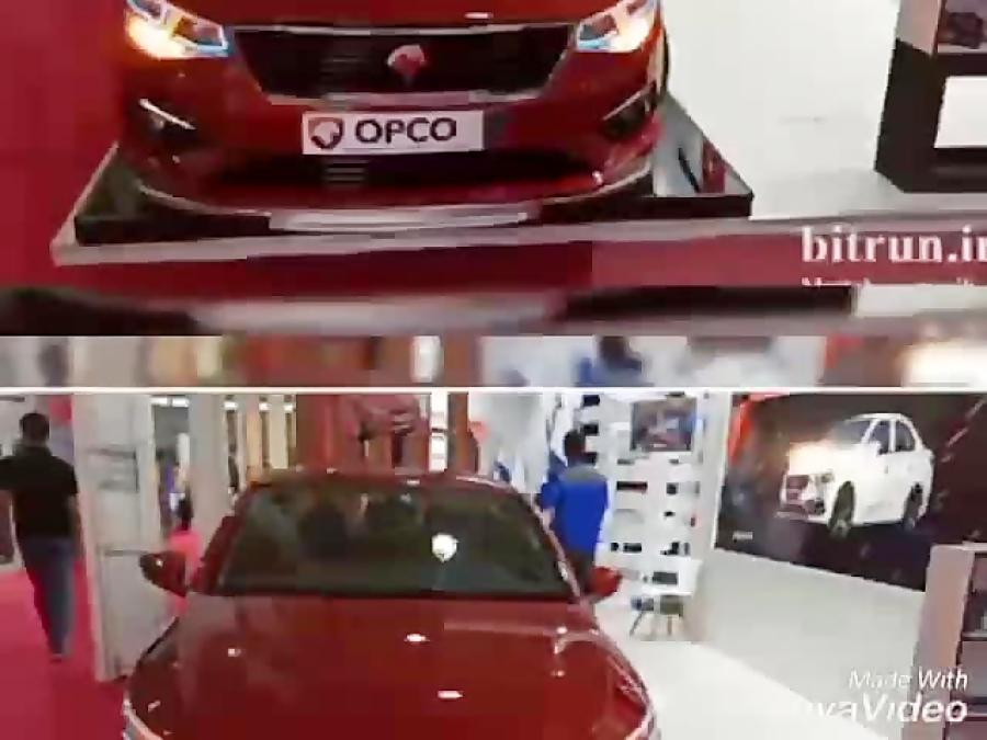 اولین کلیپ بزرگ خودرو تارا اتوماتیک ایران