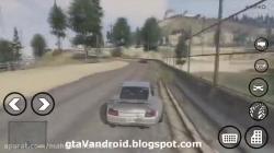 دانلود بازی gta v برای اندروید همراه دیتا فارسروید