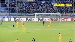 خلاصه بازی آستراتریپولیس 0-4 شالکه