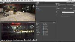 آموزش ابتدایی نورپردازی در Unity 3D