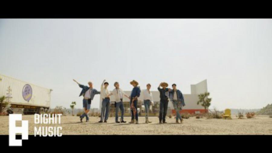 تیزر رسمی موزیک ویدیو جدید Permission to Dance از گروه BTS