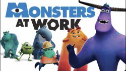 تریلر انیمیشن سریالی «هیولاها در محل کار»