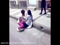 دعوا بزن بزن دخترهای ترکیه -
