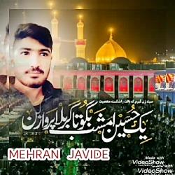مهران جاویدی