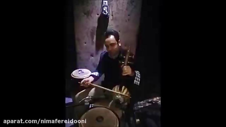 دانلود اجرای تمرین 89 کتاب اول هنرستان روح الله خالقی ایمان ملکی کمانچه