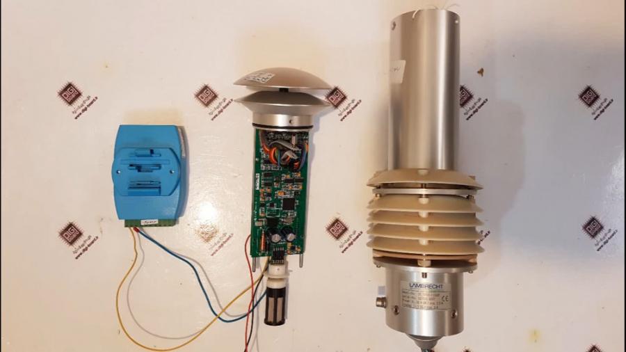 تعمیر دستگاه ها و تجهیزات هواشناسی