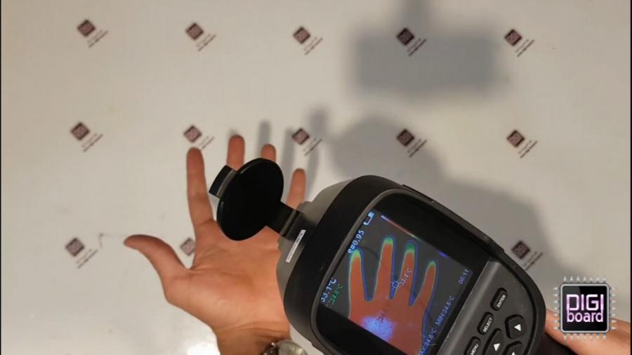 تعمیر دوربین های حرارتی ترموویژن دید در شب
