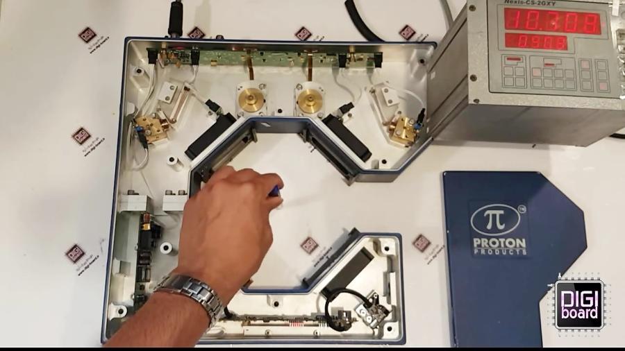 تعمیر اسکنر لیزری سه بعدی ۳D و دو بعدی ۲D