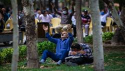 مراسم دعای عرفه در گذر ...