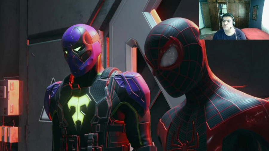 بازی مردعنکبوتی مایلز مورالز SpiderMan: Miles Morales پارت هفتم