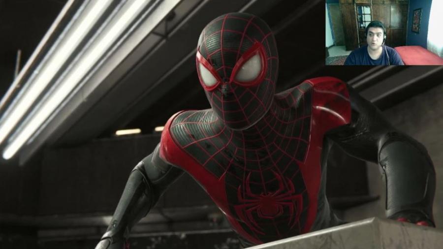 بازی مردعنکبوتی مایلز مورالز SpiderMan: Miles Morales پارت هشتم