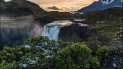 تایم لپس طبیعت Patagonia با ...