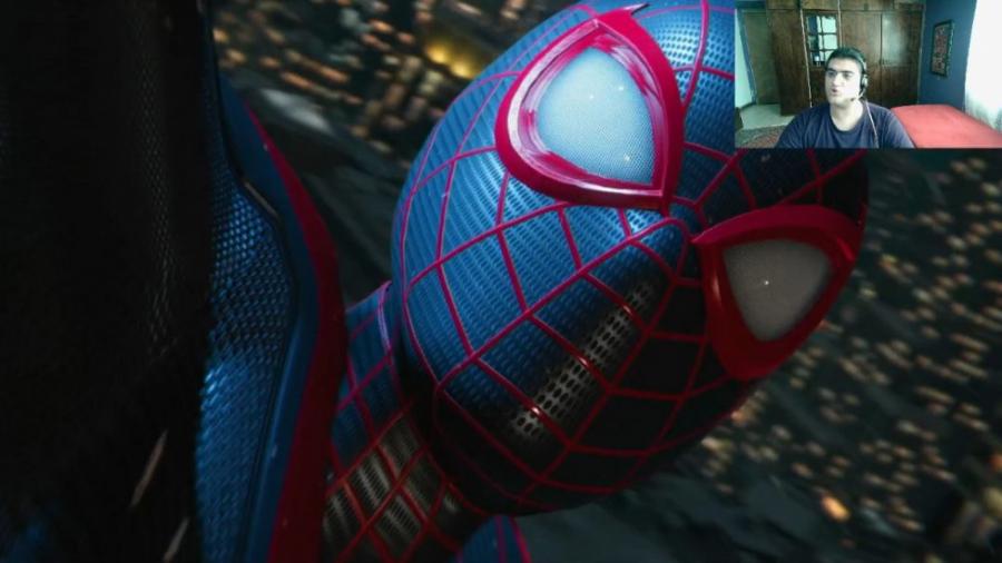بازی مردعنکبوتی مایلز مورالز SpiderMan: Miles Morales پارت نهم