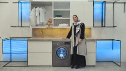 اسنوا هوم- ماشین لباسشویی- شستشو با تأخیر