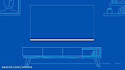 اسنوا اولین تولید کننده صفحه نمایش تلویزیون در کشور و دومین در غرب آسیا