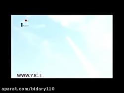 لحظه شلیک موشک های بالستیک ارتش سوریه