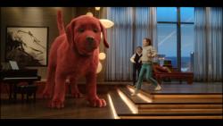 تریلر انیمیشن کلیفورد سگ بزرگ قرمز
