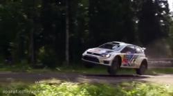 تصادفات در رالی WRC و پیشرفت کردن ایمنی ماشین های رالی