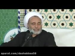 حاج شیخ مرتضی صادقی-احسان و نیکی به همدیگر