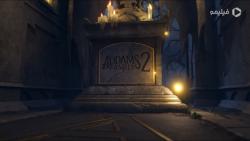 تیزر انیمیشن  خانواده آدامز 2 با دوبله فارسی