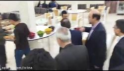 تماشاکنید: ویدئوی وزارت ارتباطات از رفتن وزیر ارتباطات