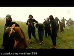 جدیدترین روش اعدام داعش:منفجر کردن گروگان ها با بمب