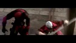مبارزه دانته با ددپول(Dante Vs Deadpool) حالت اول