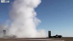 اشکال در پرتاب موشک  s-300...