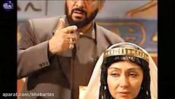 عیادت سردار نقدی در 5 اسفند از فرج الله سلحشور