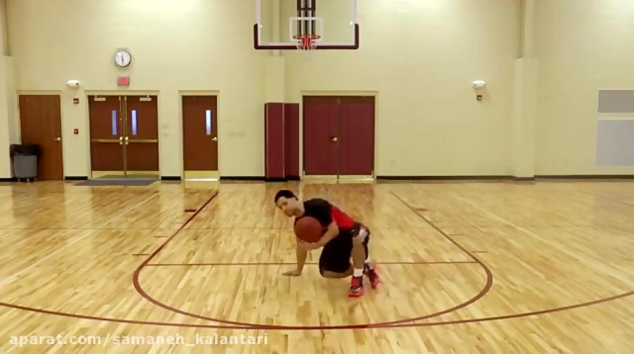 آموزش شوت بسکتبال