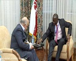دیدار وزیر انرژی و نفت غنا با وزیر نفت کشورمان