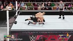GameAge | گیم پلی بازی WWE 2K16