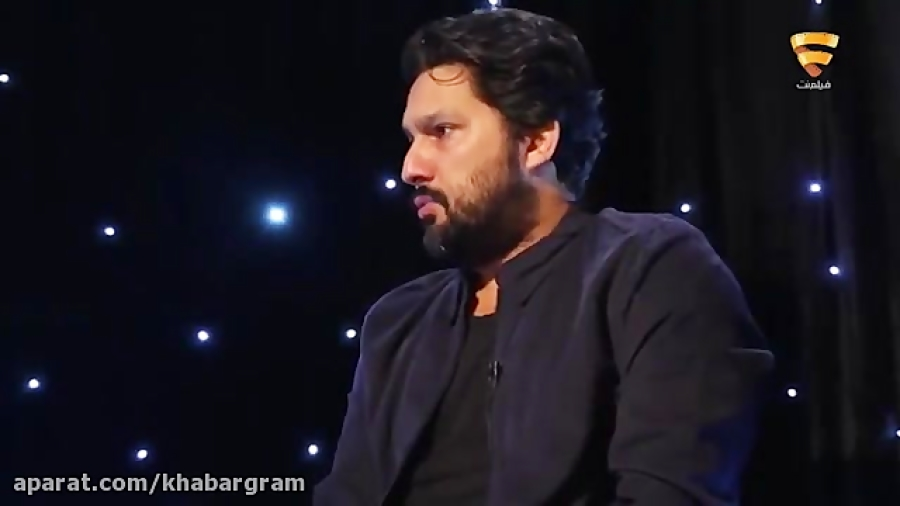 تصویر از گفتگوی حامد بهداد در برنامه فریدون جیرانی