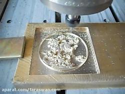 CNC حک برنج (2)
