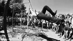 حرکات غیر ممکن ورزشی