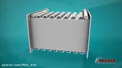 مبدل حرارتی لوله-پره (Finned tube heat exchanger)