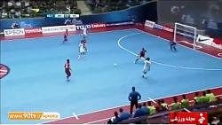 مشکلات تیم ملی فوتسال در راه جام جهانی