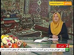 نمایشگاه فرش و تابلوفرش دست باف ایرانی