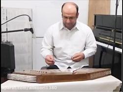 سنتور - نوازندگی سنتور علی نوری