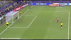 کلیپ پنالتی های بازی رئال مادرید و اتلتیکومادرید