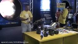 LEGO MINDSTORMS Mars Curiosity Rover