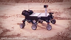 Curiosity Mars Rover using LEGO MINDSTORMS...