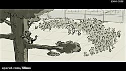 صحنه های حذف شده از انیمیشن زوتوپیا