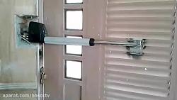 نصب انواع درب اتوماتیک اصفهان