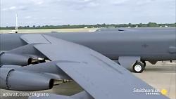 بمب افکن B 52