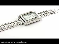 ساعت نقره اشرافی و درشت مردانه - کد 13075
