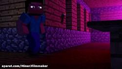ماین کرافت - زیر جهان (ترسناک)