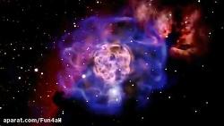 هیولای کیهان (سیاه چاله)- سمفونی علم