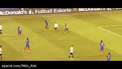 خلاصه بازی فرانسه - آلمان (یورو 2016 - نیمه نهایی)